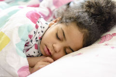 Day sleep Royalty Free Stock Photos