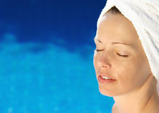 Day spa Royalty Free Stock Images