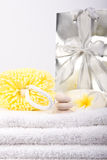 Day Spa Beauty Gift Items Stock Images