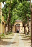 Day street in Parma, Italy. Day street in Parma, Italy, Bologna aria Stock Photo