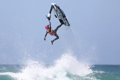 Day Three - Rippin H2O Jetski Championship at Fistral Beach in N Stock Photos