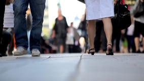 Day time pedestrians