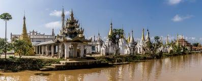 Inle Lake, Myanmar Stock Images