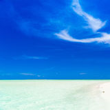 Day tropical sea Royalty Free Stock Photo