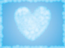 Day of Valentine background Royalty Free Stock Photography