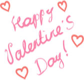 Day of Valentine Royalty Free Stock Photography