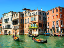Day in Venice Stock Images