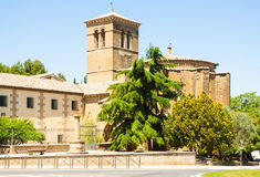 Day view of Convento de San Miguel Stock Photography