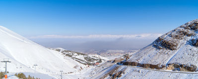 Day view of Erzurum Stock Photos
