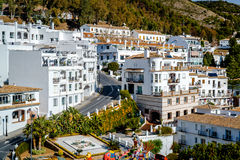Day view of Mijas Royalty Free Stock Photo