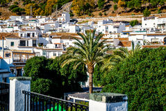 Day view of Mijas Royalty Free Stock Images