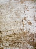 Old plaster. Wall with texture in grunge style. stock image
