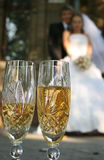 Day of wedding Stock Photography