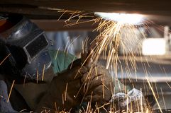 Day weld Stock Images