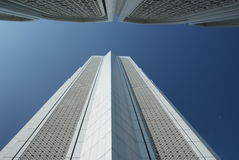 Dayabumi大厦,吉隆坡 免版税库存照片