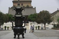 Dayan pagoda Stock Images