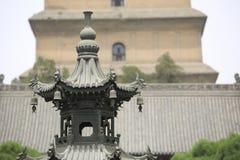 Dayan pagoda Royalty Free Stock Images