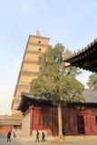 Dayanta-Turm, luftgetrockneter Ziegelstein rgb Stockfotos