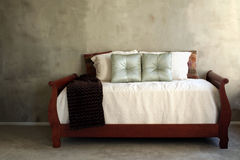 Daybed Fotografia de Stock Royalty Free