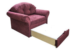 Daybed couch Stock Images