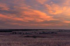 daybreak stock afbeelding