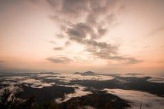 daybreak stock foto's