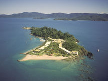Daydream island. In the Whitsunday passage,North Queensland, Australia Stock Photos