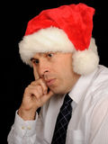 Daydreaming Businessman Stock Photos