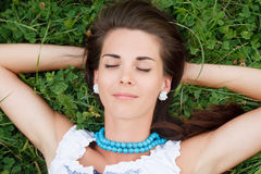 Daydreaming Royalty Free Stock Image