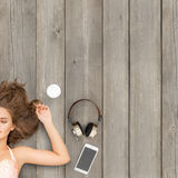 Daydreams. Royalty Free Stock Photography