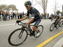 Dayer Quintana of Movistar Team Stock Photography