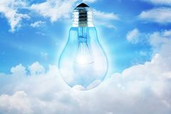 Daylight bulb Royalty Free Stock Images