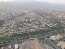 Daylight In Teheran Royalty Free Stock Photos
