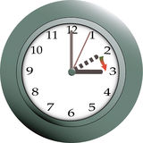Daylight saving Stock Image