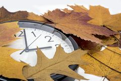 Daylight Saving Time. Stock Images