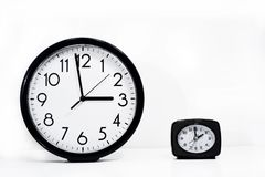 Daylight Saving Time. Royalty Free Stock Images