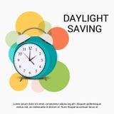 Daylight Saving Time Royalty Free Stock Photography