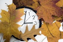 Daylight Saving Time. Stock Image
