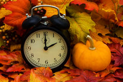 Daylight savings Stock Image