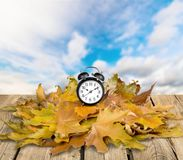 Daylight Savings Time Royalty Free Stock Image