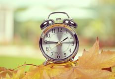 Daylight Savings Time Stock Images