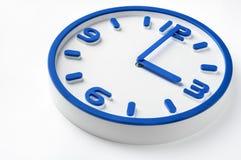 Daylight savings time. 3 o`clock stock photography