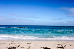 Daylight scenery in North Beach in Perth, Western Australia Royalty Free Stock Photos