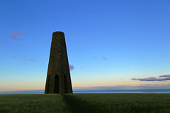 Daymark Stock Photo