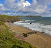 Daymer bay Royalty Free Stock Photos