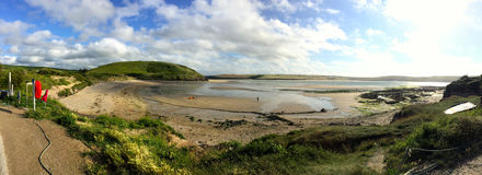 Daymer panorama Royalty Free Stock Photography