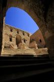 Dayro D-Mor Hananyo, den Syriac kloster av St-ananiasen, Mardi Fotografering för Bildbyråer