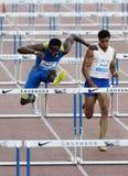 Dayron Robles (ATOLAMENTO) Imagem de Stock