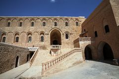 Dayrulzaferan Monastery Royalty Free Stock Images