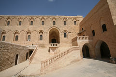 Dayrulzaferan Monastery Stock Image